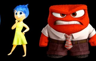 Pixar Post - Inside Out Sneak Peek Character Lineup