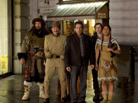 NIGHT AT THE MUSEUM 3TM and © 2014 Twentieth Century Fox Film Corporation. All Rights Reserved. Not for sale or duplication.