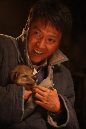 Chen Zhen and his Wolf Cub