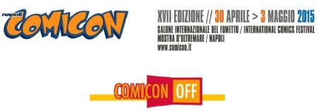 logo comicon off