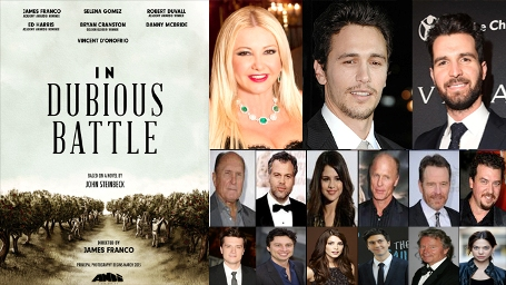 principal photography-in dubious battle-James Franco-Ambi Pictures