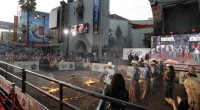 """A general view of atmosphere seen at the Twentieth Century Fox Premiere of """"The Longest Ride"""" held at TCL Chinese Theatre on Monday, April 6, 2015, in Hollywood. (Photo by Eric Charbonneau/Invision for Twentieth Century Fox/AP Images)"""