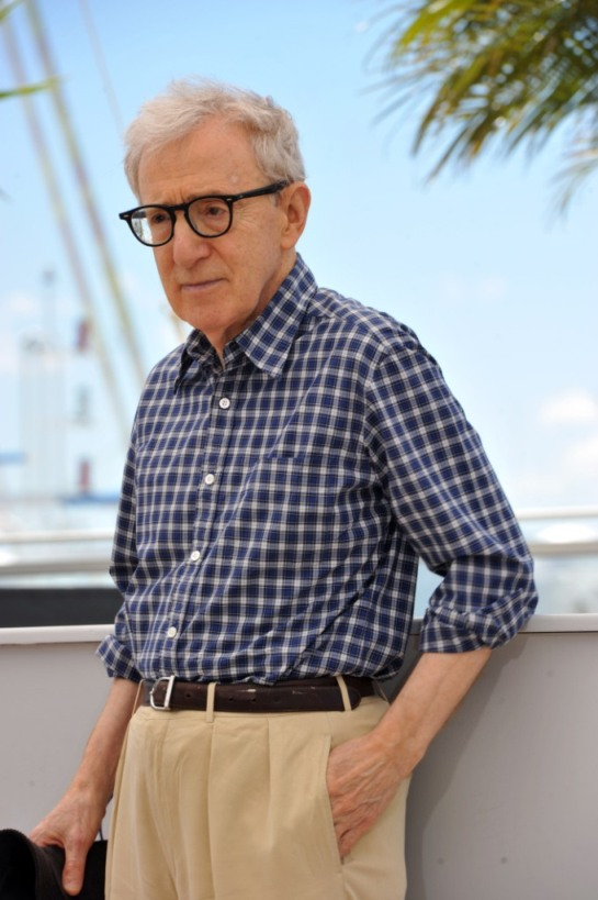 photocall Irrational Man woody allen