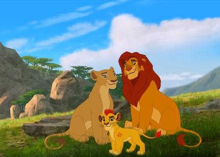 The lion guard il re leone in tv terza pagina - Kion le roi lion ...