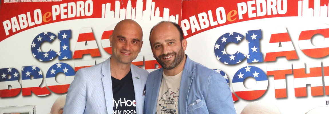 ciao brother pablo e pedro 0