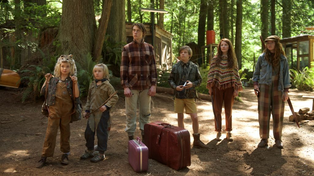 Roma FF11 - Captain Fantastic: recensione del film con Viggo Mortensen
