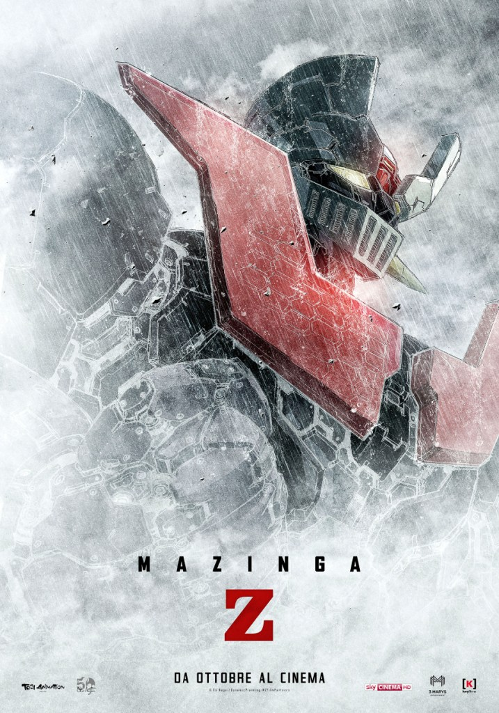 MAZINGA Artwork