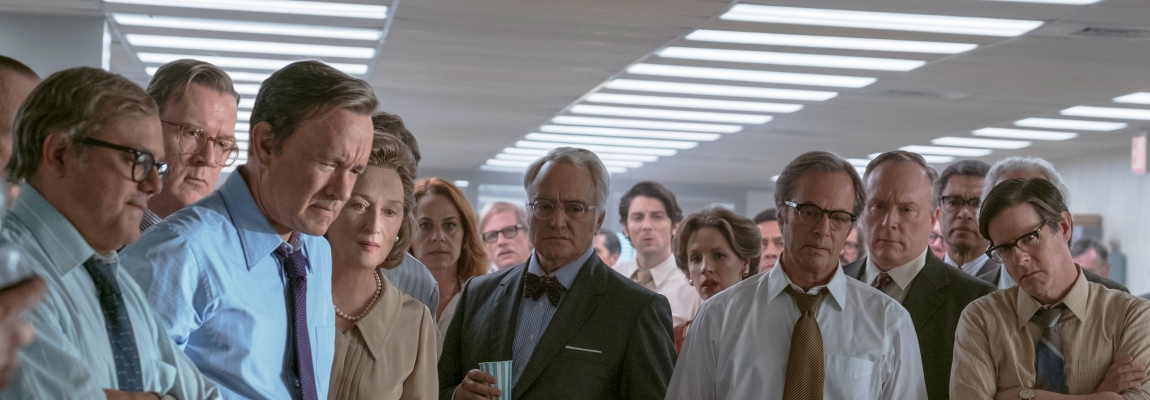 Pentagon Papers, la sfida di The Post