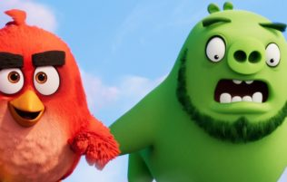 red angry birds 2
