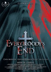 Everybloody's End locandina Sitges