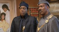 Arsenio Hall and Eddie Murphy star in COMING 2 AMERICA 